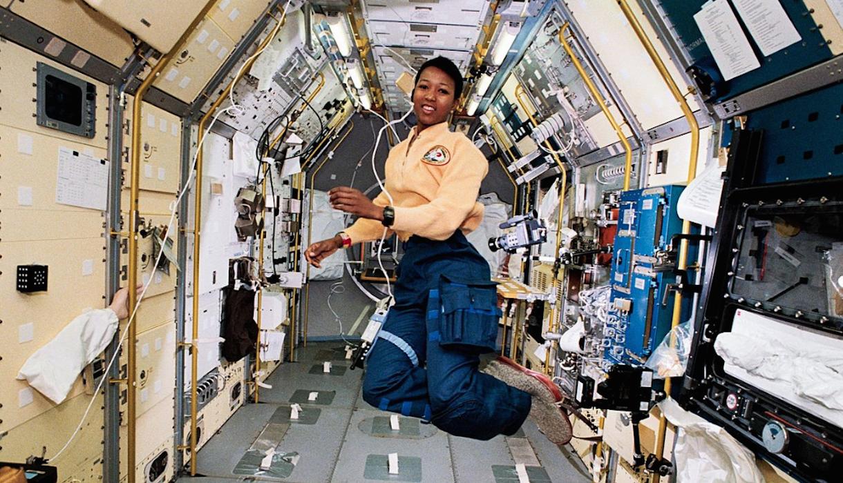 Maé Jemison, astronaute américaine